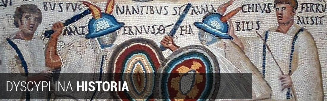 DYSCYPLINA HISTORIA