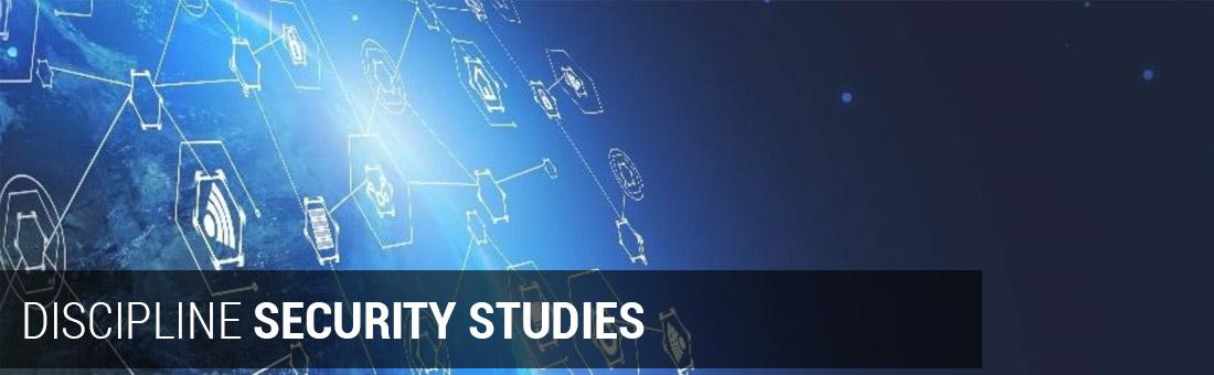 DISCIPLINE SECURITY STUDIES